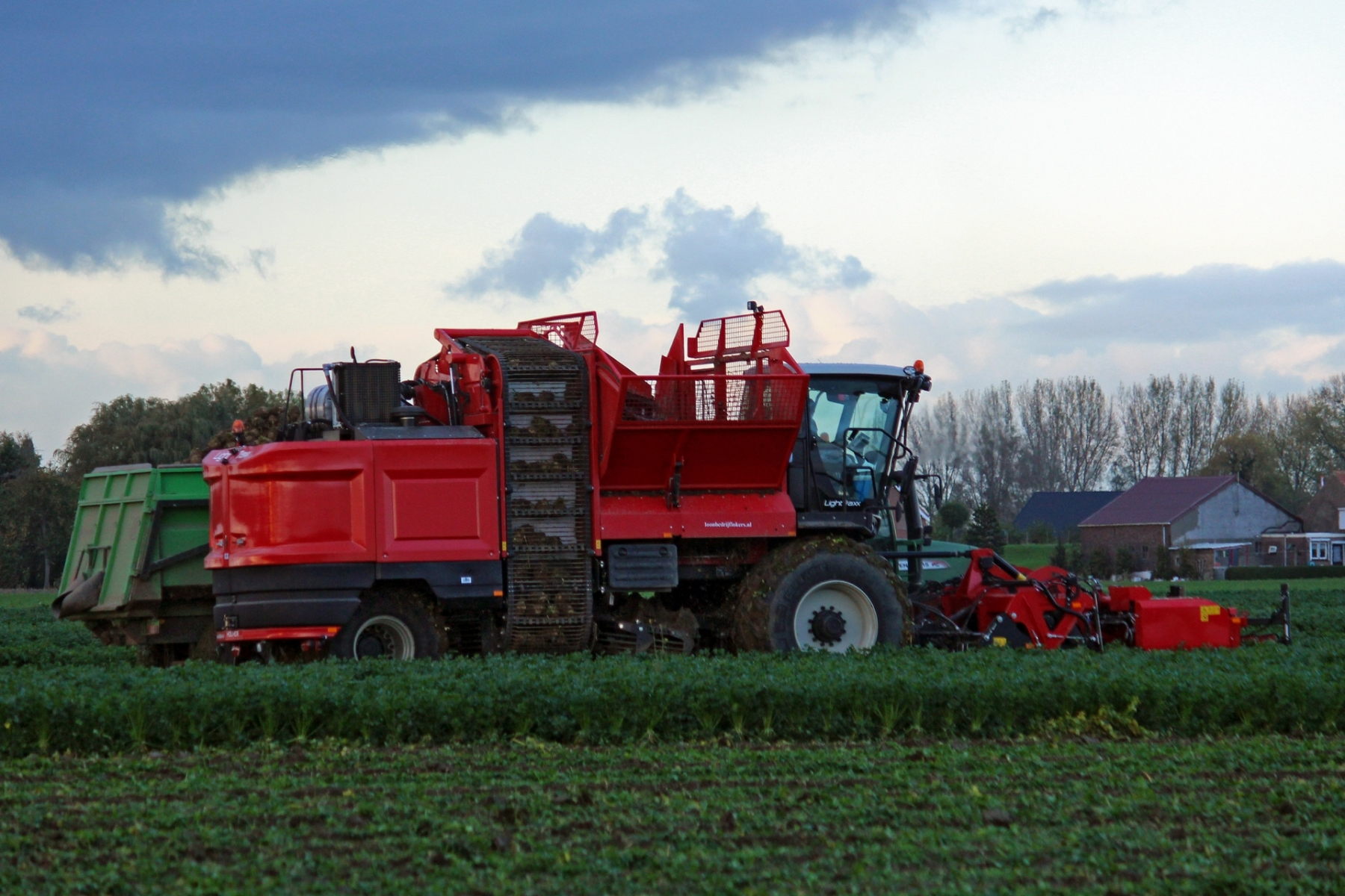 Agrifac rooier